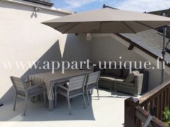 PLACE MORNY - SUPERBE APPARTEMENT AVEC TERRASSE - CL
